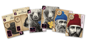 yukon card board game cards