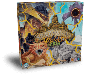 spirit island jagged earth expansion cooperative board game greater than games