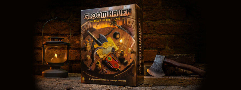 cephalofair board game gloomhaven jaws of the lion