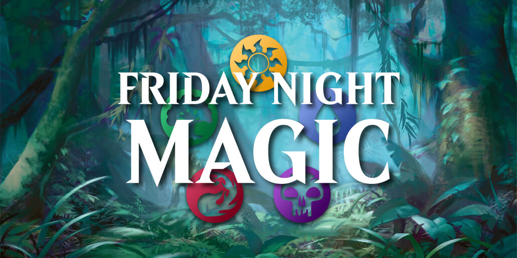 friday night magic the gathering store event noble knight games mtg