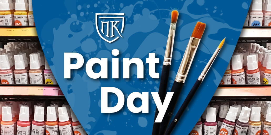 noble knight games nkg paint day night store event in-store