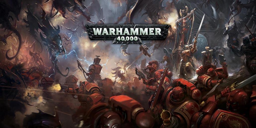 warhammer 40k 40000 40,000 store event