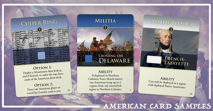 hidden strike american cards revolution