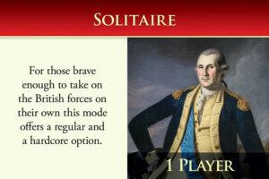 hidden strike american revolution solitaire mode