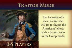 traitor mode
