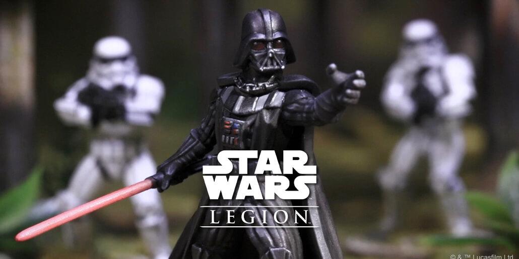 star wars legion tabletop miniatures game