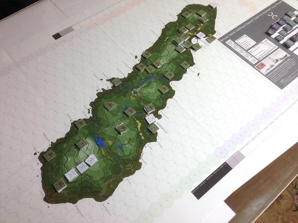 sisu - the battles for suursaari island