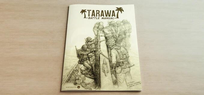 tarawa battle manual