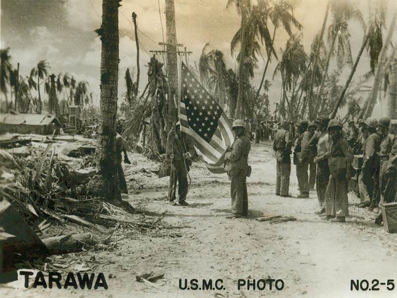 tarawa 1943 united states claim victory