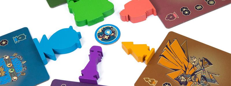 the loop character meeple pandasaurus board games
