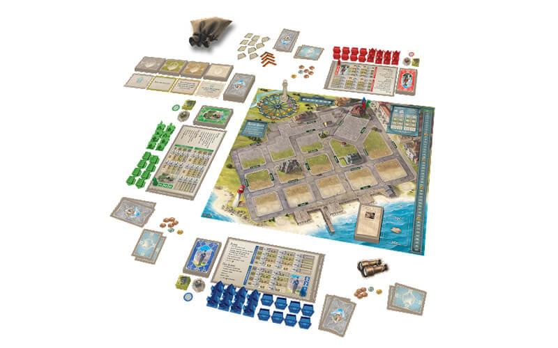 cape may by thunderworks games setup