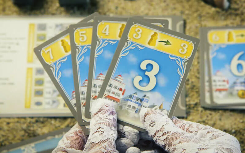 cape may by thunderworks games movement cards