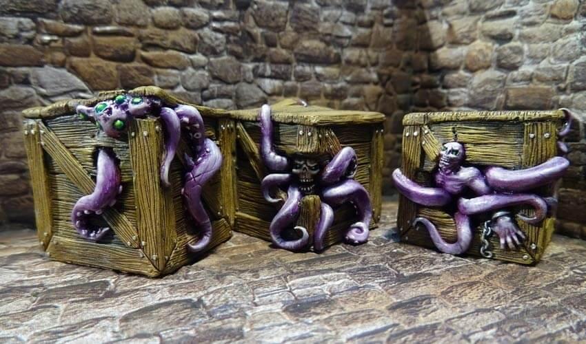 ziterdes terrain cargo crate demons tentacle mimic