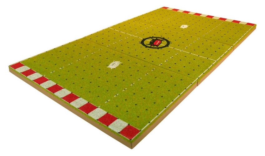 fantasy football pitch field terrain miniatures