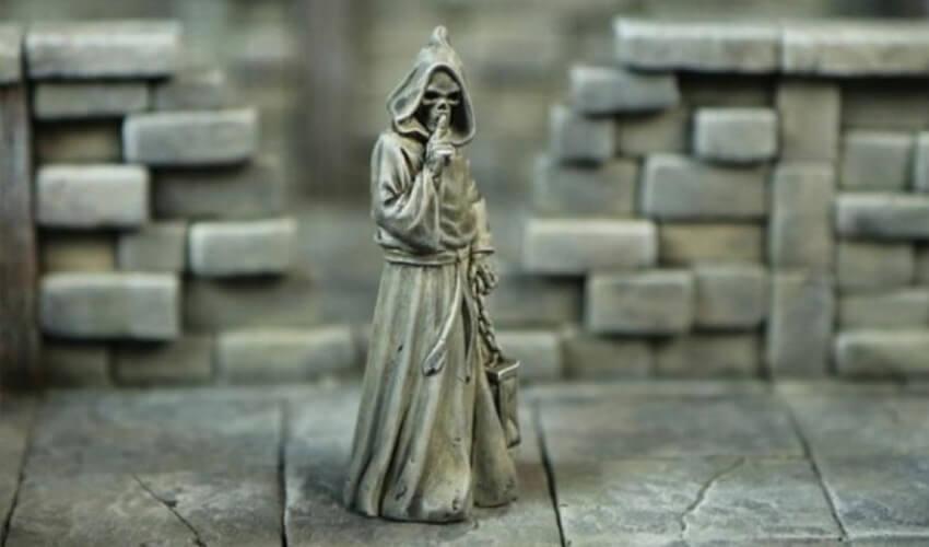ziterdes terrain statue death