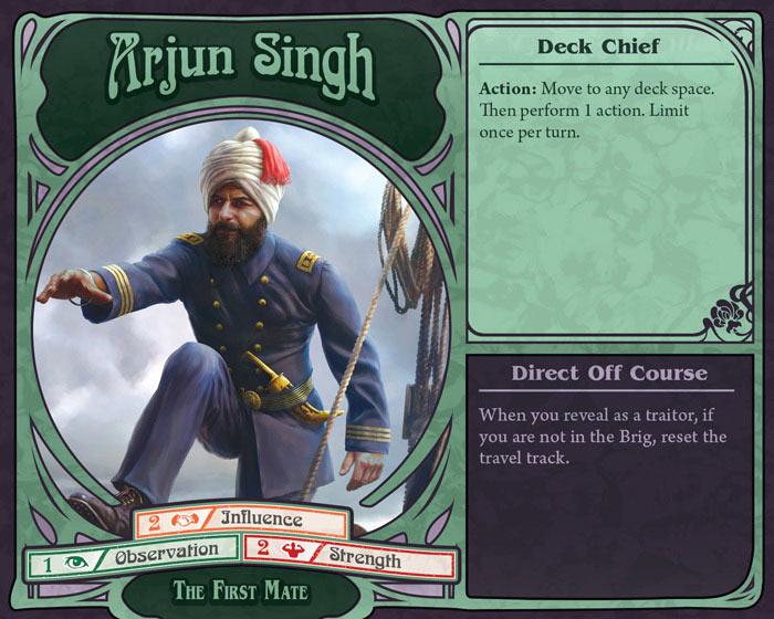 unfathomable by fantasy flight arjun singh