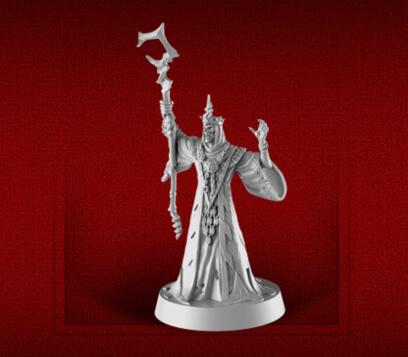 new heroquest dread sorcerer