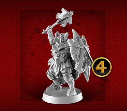 heroquest dread warrior