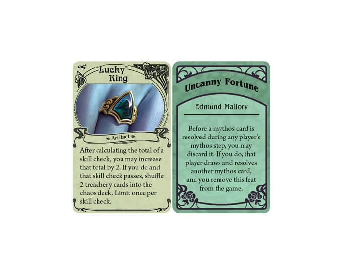 edmund mallory abilities