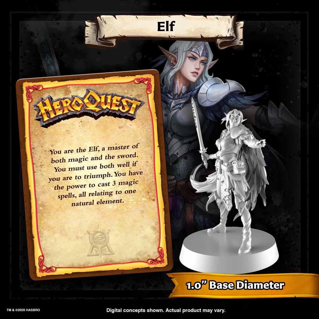 heroquest elf