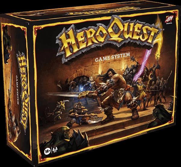 new heroquest box