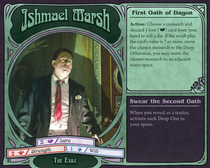 unfathomable by fantasy flight ishmael marsh