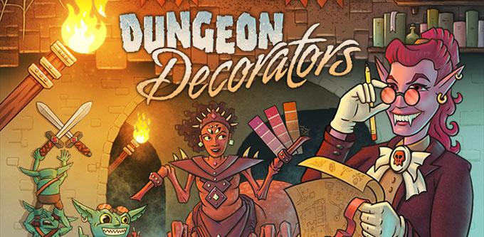pop-up gencon dungeon decorators