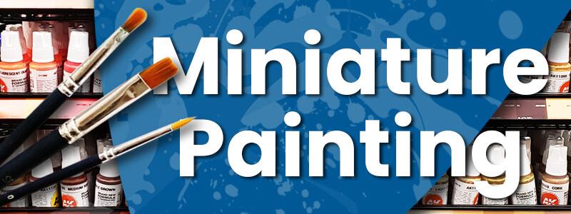 pop-up gencon gen con miniature painting mini noble knight games