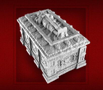 heroquest tomb