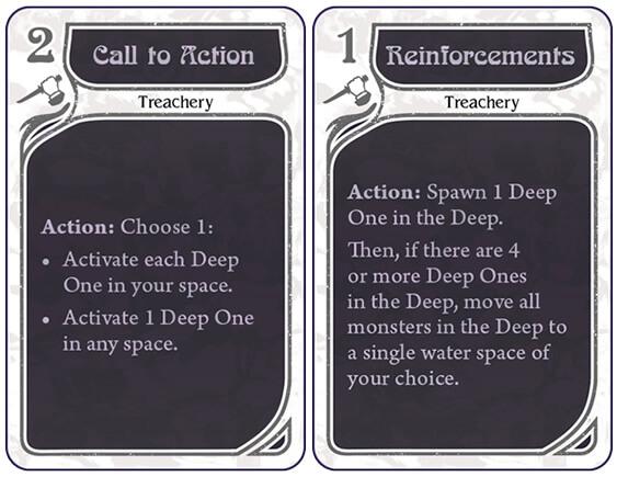 treachery cards