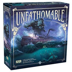unfathomable by fantasy flight games box